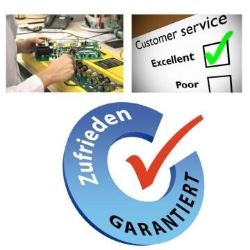 HTS Reparatur und Service grarantiert zufrieden mit exzellentem Customer Service